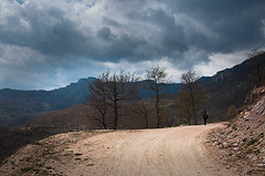 Backroads (Adrianx5000) Tags: road mountains greece thrace pomak unsurfaced