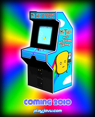 Mr Toast Video Game Promo