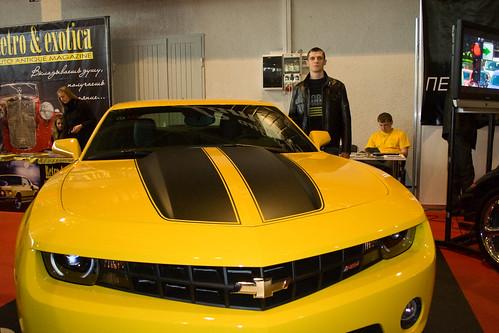Chevrolet Camaro беру с собой :)