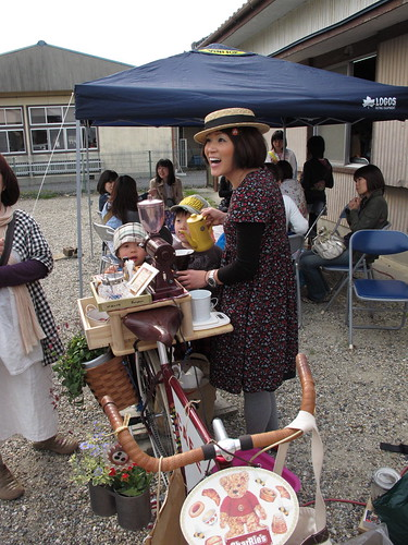 100418 パンと雑貨のおくりもの@武豊中山公民館
