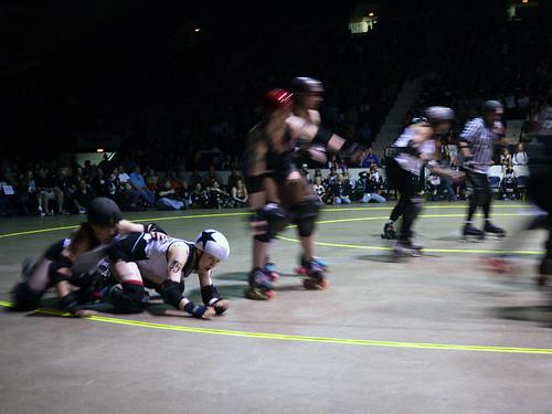 Cincinnati Rollergirls vs. ARRG