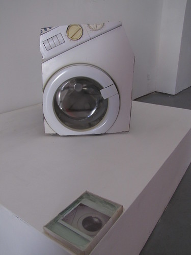 """What You See is Mine - Washing Machine"" by Liu Wei"