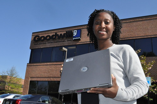 My Story: Goodwill Industries International employee Sekeno Aldred