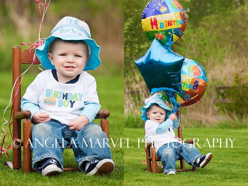 First birthday :)