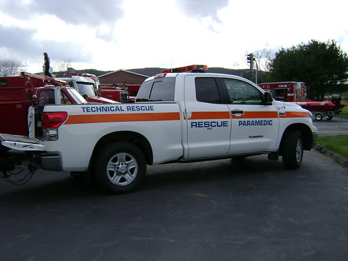Rescue Inc Tech Rescue Unit