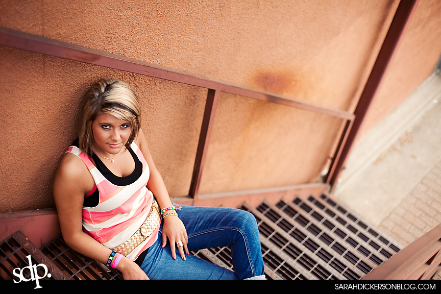 Kasnas City senior portrait photography