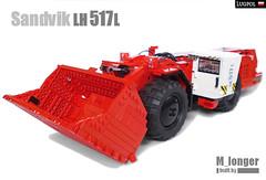Sandvik LH 517L