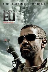 El libro de Eli cartel película