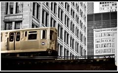 Train - Chicago!