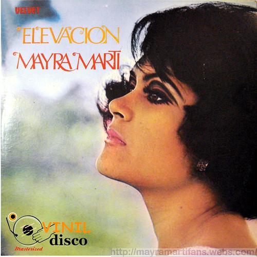 Mayra Martí Elevación front