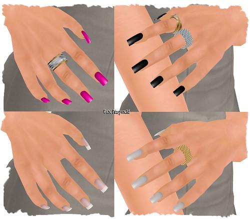 page 3 - long 01 nails