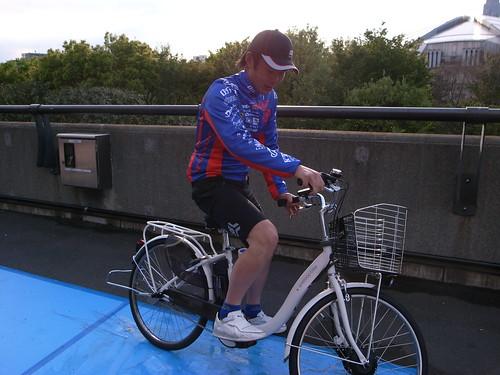 4547863514 4944411122 [OTBブログ]電動ハイブリッド自転車「エネループバイク」試乗会に行ってきました
