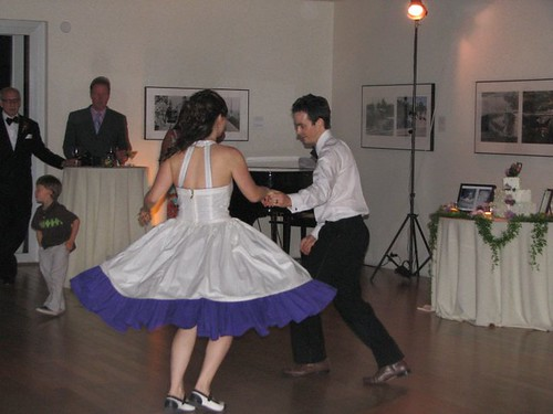ely and chris dancing 3