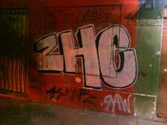 ZHC (rap game mick foley) Tags: hardcore graff 2010 blablabla zhc zalaox