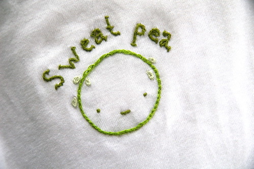 the sweat pea