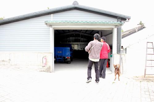 農夫直購 蕭大哥家的新倉庫