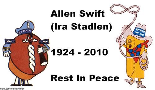 Allen Swift (1924-2010)