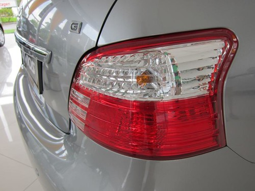 Vios New Rear Combi Light