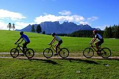 Sella Ronda na kole a jiné cyklo lahůdky Jižního Tyrolska