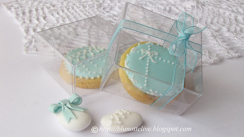 CHRISTENING COOOKIES