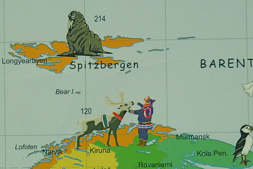 have you ever heard of spitzbergen?