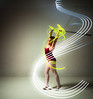Dance Motion (Ben Canales) Tags: longexposure light ballet lightpainting painting lights dance ballerina dancing traditional dancer tights step strobe bencanales