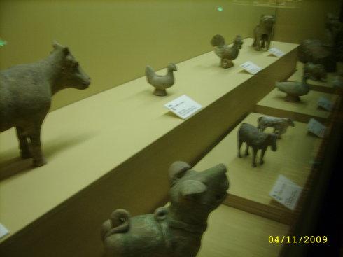汉时的家畜