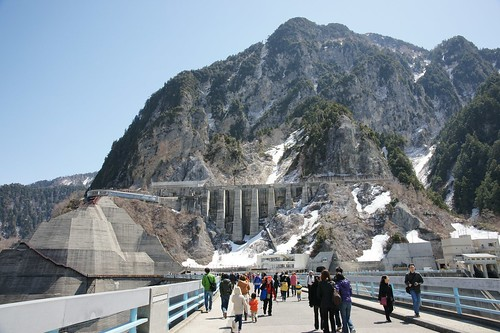 Kurobe Dam - 22