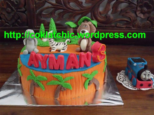 madagascar cake ayman jual kue ulang tahun