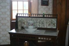 Victorian Bedroom at Castle Menzies