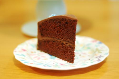 Gill's chocolate cake