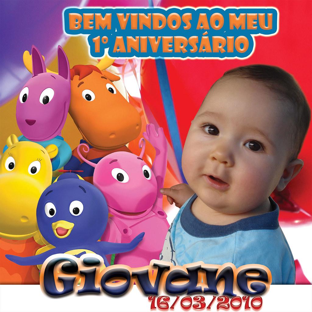 Banner infantil Giovane