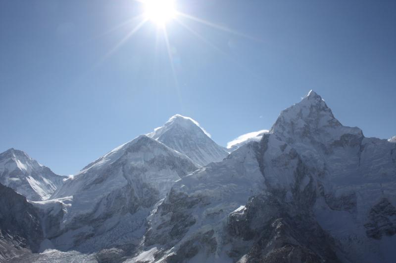 maailman korkein vuori ennen mount everestiä