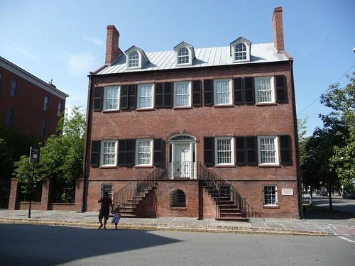 davenport house.