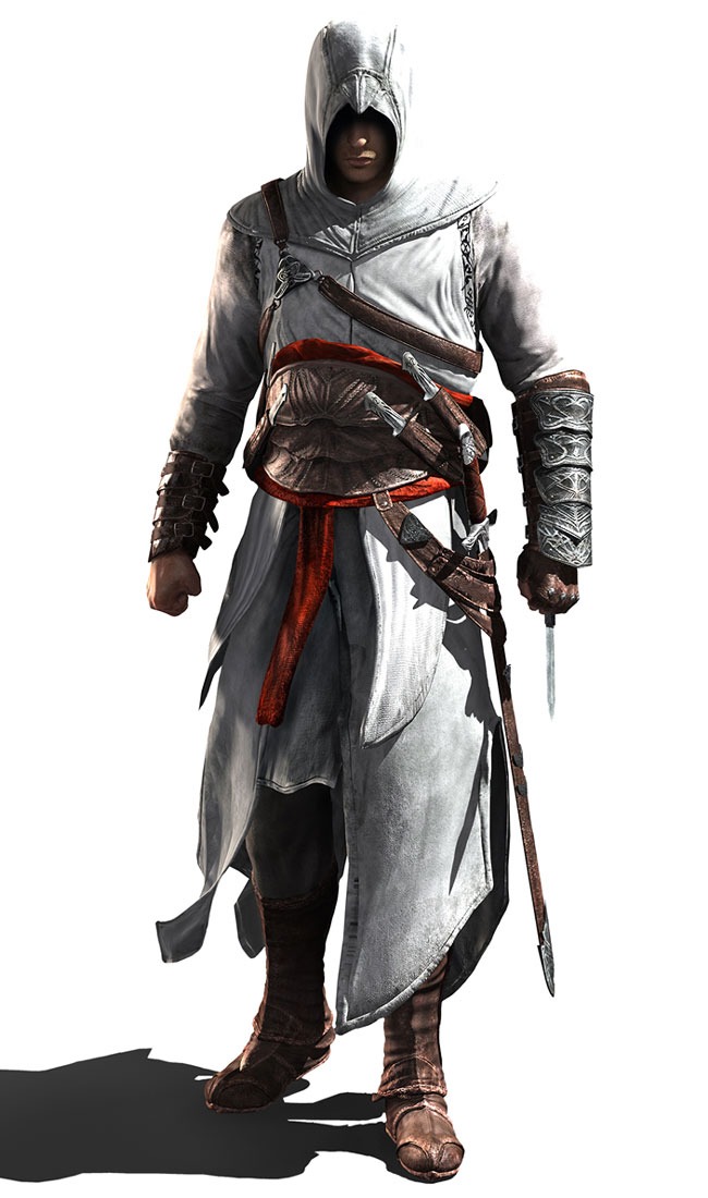assassins creed altair ibn - photo #3