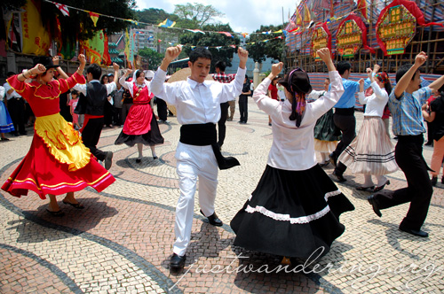 Traditional Portuguese Folkoric dances
