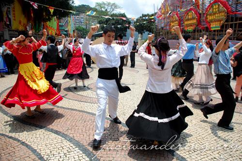 Traditional Portuguese Folkoric dances