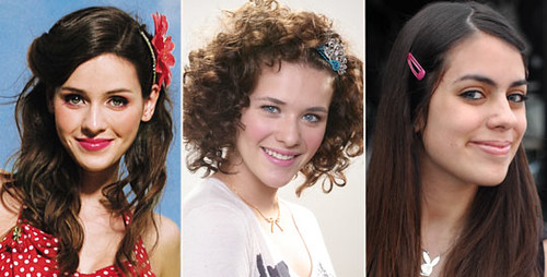 fotos penteados de cabelos festa junina