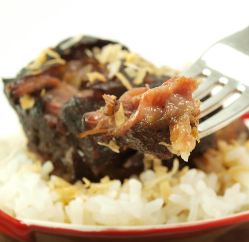 Coconut Curry Braised Short Ribs