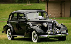 1938 Buick Roadmaster 4d sdn - fvr (Rex Gray) Tags: buick 1938 classiccars buicks