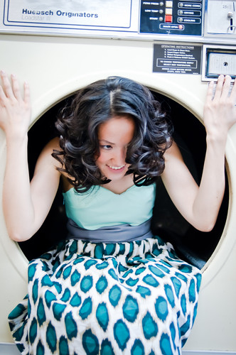 I'm in a dryer