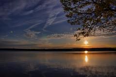 An HDR Sunset.....