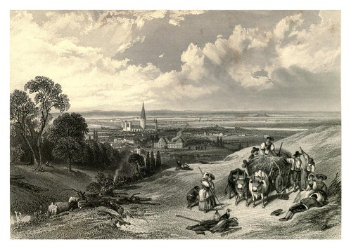003-Bonn-The Rhine and its picturesque scenery 1856- Foster Myles Birket