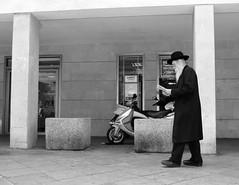 1. Demonstrating wisdom (yogi_bear91) Tags: street israel telaviv read wise jew jewish streetphoto wisdom d300 nikon2470 alwaysread goodjewsalwaysread