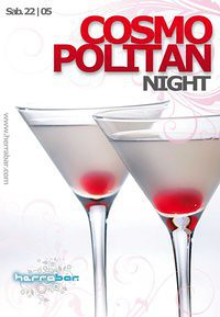 Cosmopolitan Night - Herrabar Lounge