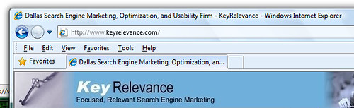 KeyRelevance's Title Tags
