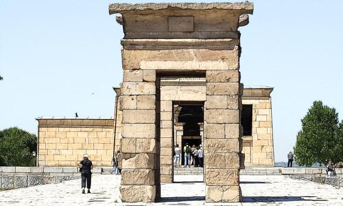 Templo de Debod revisitado