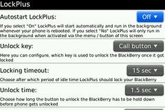 lock plus1