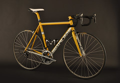Acid Yellow GTR Ristretto (Baum Cycles) Tags: handcrafted baum gtr duraace ristretto baumcycles