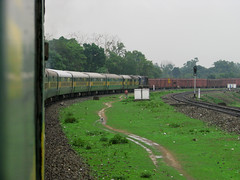 2517 Garibrath (Parthowap1) Tags: ir er diesel trains locomotive njp wdm3a wdm3 easternrailway